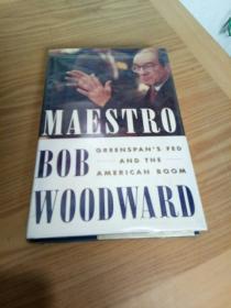 MAESTRO BOB WOODWARD