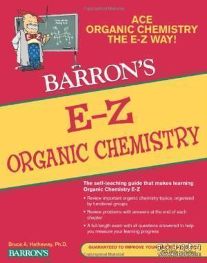 E-z Organic Chemistry (barron's E-z Series)