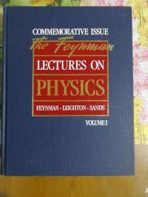 The Feynman lectures on physics  费曼物理学讲义  纪念版