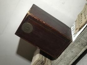 清代老书箱