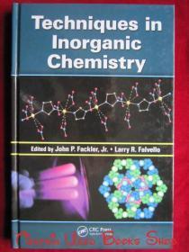Techniques in Inorganic Chemistry(英语原版 精装本)无机化学技术