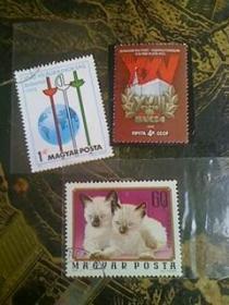 外国-邮票