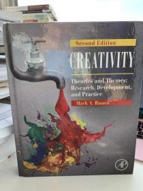 Creativity — Theories and Themes: Research, Development, and Practice 创造力研究前沿
