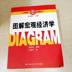 DDI283507 图解经济学丛书·图解宏观经济学(有划线)(一版一印)