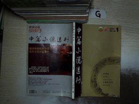 中篇小说选刊   2007 1