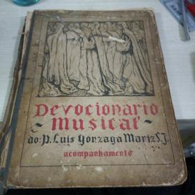 天主教 外文版 1927年
