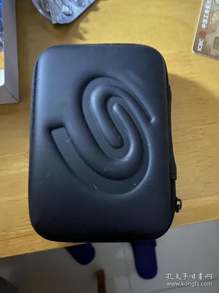 希捷(SEAGATE)  移动硬盘包  2.5英寸 防震 抗摔 防尘 硬盘保护包 (硬壳防震包)黑色