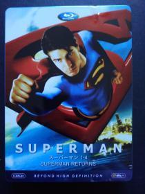 超人 女超人精装铁盒dvd