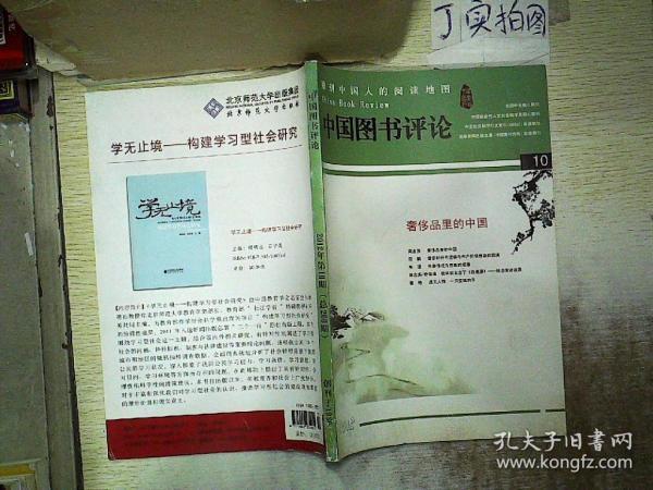中国图书评论 2012 10