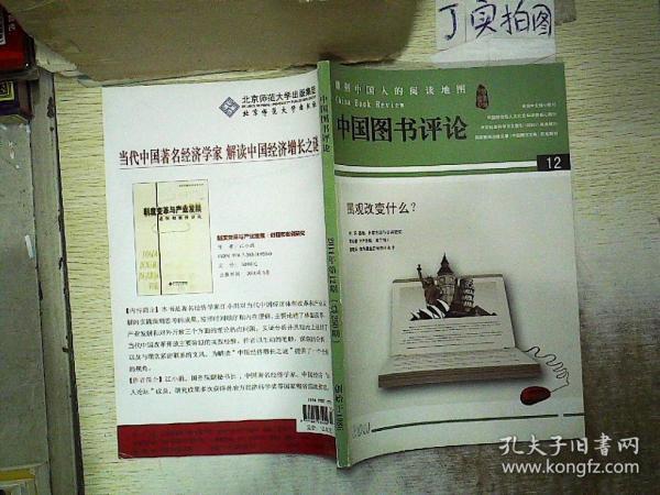 中国图书评论 2011 12