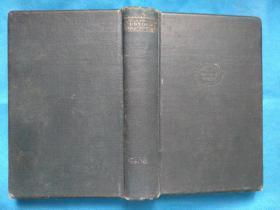 Dryden:Prose,Poetry and Plays 《德莱顿散文、诗歌、戏剧选》英文原版 布面精装本