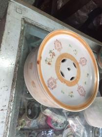 潮州老茶盘,双喜