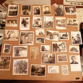 黑白照片 36张 货号82