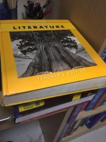 McDougal Littell Literature(Michigan) 内品好!