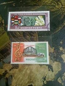 外国--邮票