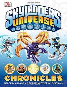 SkylandersUniverse:TheSkylanderChronicles