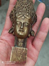 玉印观音,铜印章