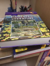 ELEMENTS OF LITERATURE Third Course 文学元素第三课
