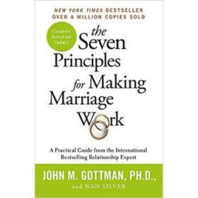 幸福的婚姻 Seven Principles For Making Marriage...