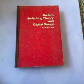 近代开关理论与数字设计 英文原版