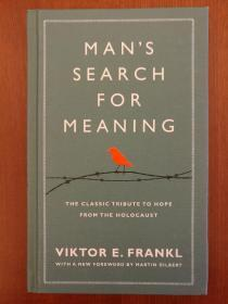 Mans Search for Meaning (精装)