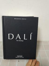 【精装】DALI The Paintings 1904-1989  看图