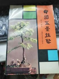 中国盆景技艺 上海科学技术出版社