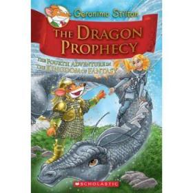 Geronimo Stilton and the Kingdom of Fantasy #4: The Dragon Prophecy  老鼠记者系列