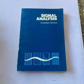信号分析,英文版