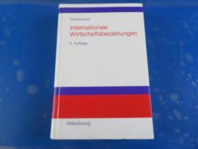 Internationale Wirtschaftsbeziehungen (国际经济学)  德语原版