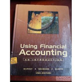 现货【全国运费6元起】Using Financial Accounting: An Introduc