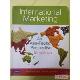 现货【全国运费6元起】international marketing   9781442527720