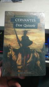 Don Quixote (Wordsworth Classics) 唐.吉诃德