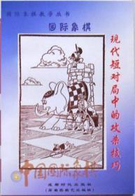 【正版】中国国际象棋(2005.5) 现代短对局中的攻杀技巧