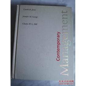 现货【全国运费6元起】Contemporary Management 9780070121768