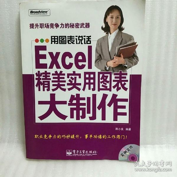 用图表说话——Excel精美实用图表大制作