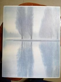 白色风景:东山魁夷画文集:色之风景三部曲之三(一版一印)