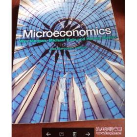 现货【全国运费6元起】Microeconomics9780077121778  Morgan
