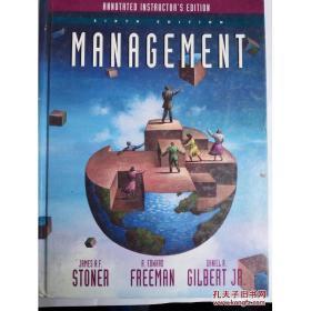 现货【全国运费6元起】Management 9780131224179  Stoner
