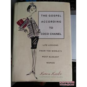 现货【原版英文】The Gospel According to Coco Chanel Life Les