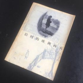 正版现货 拾回的欧洲画页 一版一印