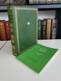 The Republic《 理想国》Plato 柏拉图 经典 franklin library 1975年出版 真皮精装 限量收藏版 世界100伟大名著系列丛书之一