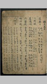中医,针灸,医学类书籍,针药论,共195页 ,只售高清影印本