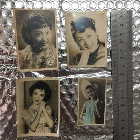 民囯名星照片。有陈云裳,乐蒂、夏梦、周璇、上官云珠、周曼华、石慧、陈思思、李丽华等。 共22张