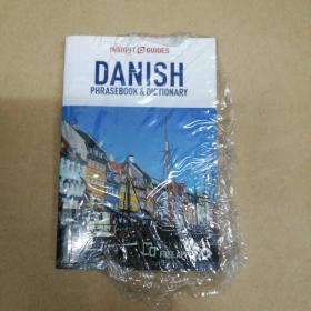 Insight Guides Phrasebook: Danish 洞察指南 措辞手册:丹麦语