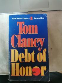 Tom clancy debt of honor