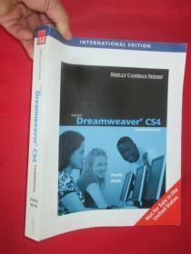 Adobe Dreamweaver Cs4: Comprehensive       (大16开 ) 【详见图】