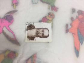 陶罐  邮票