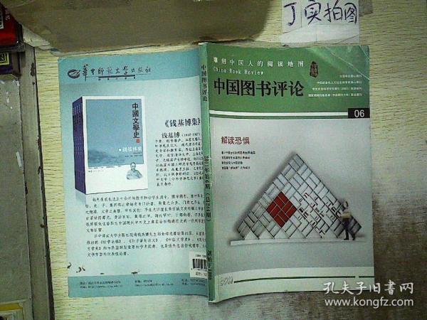 中国图书评论 2011 6
