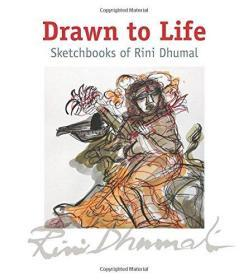 Drawn to Life: Sketchbooks of Rini Dhuma